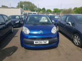 2008 08 citreon c1 vibe 1.0 litre
