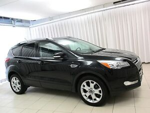 2016 Ford Escape WOW! WOW! WOW! TITANIUM 4WD ECOBOOST SUV w/ HEA