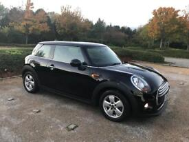 2014 Mini Cooper D facelift with Chili pack