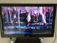 "46"" Samsung Tv with remote, very good condition"