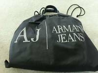 Armani large tote bag