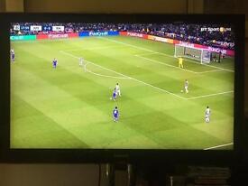 Samsung 46inch full HD ready LCD TV - ultra slim