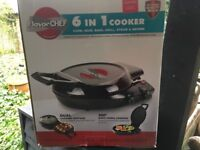 Flavour Chef 6-1 Cooker Never Been Used