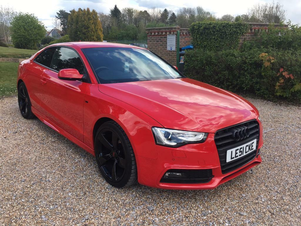 2012 audi a5 sline black edition coupe facelift loaded spec in haywards heath west sussex. Black Bedroom Furniture Sets. Home Design Ideas