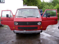 VW T25 campervan westfalia restoration project complete US import westy 1984