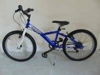 "Decathlon Kids' bike (20"" wheels, 11"" frame) (suit 6 to 9 yr old)"