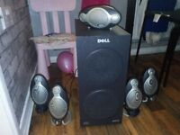 Dell speaker, sound system