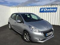 Peugeot 208 1.4 HDi Active 5dr (silver) 2012