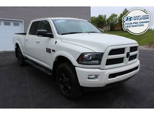 2016 Ram 2500 Laramie! LEATHER! NAV! SUNROOF! LOW KMS!
