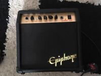 Epiphone amp for swap