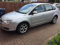 Ford Focus 1.6 Style 2008 Registered