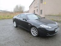 2009 HYUNDAI COUPE S111 *** ONLY 82000 MILES *** SERVICE HISTORY ***