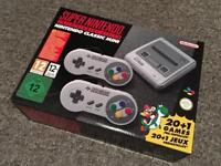 Brand new Snes mini super Nintendo with 2 controllers