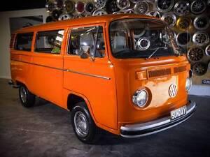 1976 Volkswagen Kombi Medlow Bath Blue Mountains Preview