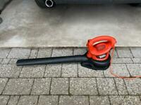 Black and Decker Garden Blower and Vacuum