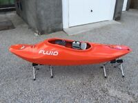 fluid spice whitewater kayak
