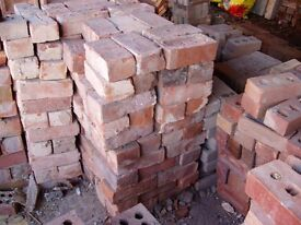 FACING BRICKS & RECLAIMED COMMON BRICKS