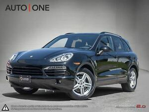 2013 Porsche Cayenne NAVI   CAMERA   EXCEPTIONAL CONDITION