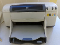 HP Printer 940c and Canon Scanner N605U both working and in excellent condition