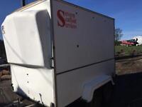 8x5 box trailer