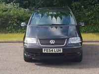 Volkswagen Seat Sharan 7 Seater