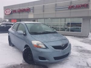 2009 Toyota Yaris SEDAN, BASE, WITH AIR, ONLY $35* WEEKLY