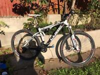 2014 cube AMS 29er full Suspension Mtb Mountain bike