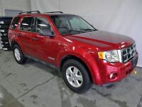2008 FORD ESCAPE XLT New Tires & Brakes