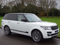 LEFT HAND DRIVE 2013 Land Rover Range Rover 4.4 SD V8 Autobiography 5dr - LEFT HAND DRIVE