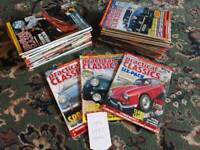 Practical classics car magazines