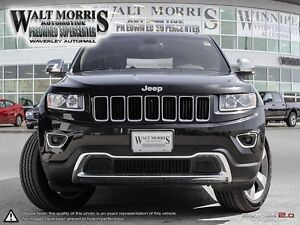 2015 Jeep Grand Cherokee Limited -LEATHER, PWR SUNROOF, COMMAND