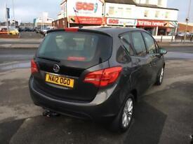 Vauxhall Meriva 1.4 16V Active *** 12 MONTHS WARRANTY ! ***