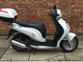 Honda PES 125 (12 Reg) with just 7799 miles