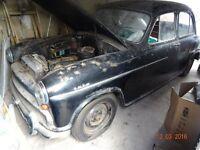 1957 Morris Isis in need of restoration