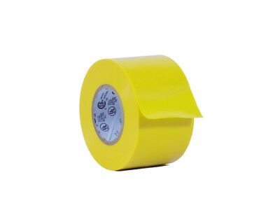 Professional Electrical Tape - WOD Professional Grade Yellow Vinyl PVC Electrical Tape 2