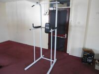 Max Fitness Power Tower - Build and Tone core strength muscles.