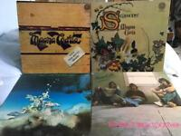 MAGNA CARTA 4xLPs. SEASONS. SONGS FROM WASTIES ORCHARD. LORD OF THE AGES +1