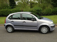 CITROEN C3 1.4 HDI DIESEL £20 A YEAR ROAD TAX 7 MONTHS MOT FULL SERVICE HISTORY-WE CAN DELIVER TO U