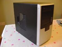 fast gaming pc sapphire R9 380 4GB graphics card few games installed