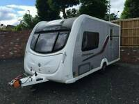 2011 Swift Conquerer 480 2 berth caravan