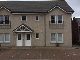 2 BEDROOM MODERN FURNISHED CENTRAL LOCATION FLAT IN TURRIFF ABERDEENSHIRE FOR RENT