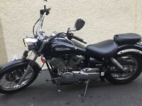 Yamaha Dragstar XVS 125CC
