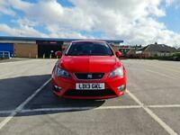 SEAT IBIZA FR 1.2 TSI 2012 LOW MILAGE LONG MOT