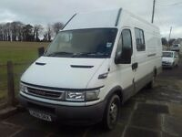 2006 Iveco Daily ideal Campervan Conversion, for sale