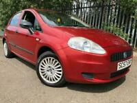 Fiat Punto 1.2 Petrol Years Mot Low Mileage Drives Great Cheap To Run And Insure !