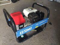Petrol generator Honda engine