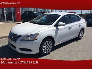 2014 Nissan ALTIMA 2.5-CRUISE-BLUETOOTH-A/C-