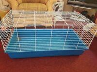 Indoor rabbit/guinea pig cages x 2