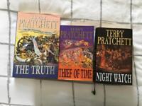 Terry Pratchett Discworld Novels