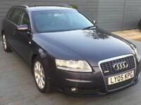 Audi A6 AVANT 2.4 Petrol automatic HPI clear